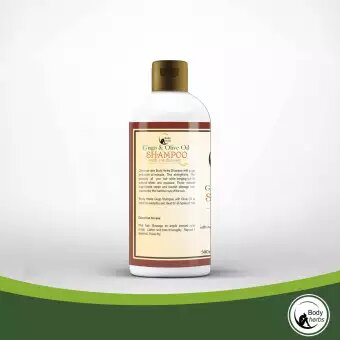 Body Herbs Shampoo with Conditioner 300mL (w Gugo, Olive OIl, Stevia) 3 - GIDC Philippines