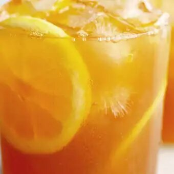 Glorious Blend Iced Tea with Stevia Lemon Flavor 200mL (Keto Friendly, Diabetic Friendly) - GIDC Philippines