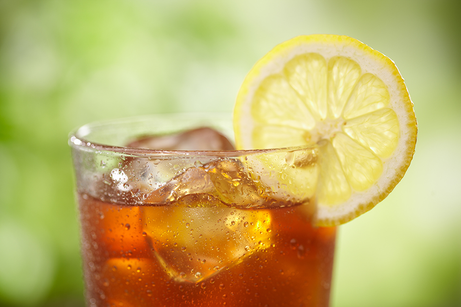 Glorious Blend Iced Tea with Stevia Lemon Flavor 200mL (Keto Friendly, Diabetic Friendly)