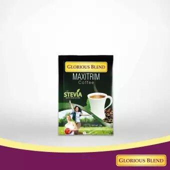 Glorious Blends Maxitrim Slimming Coffee Sachet
