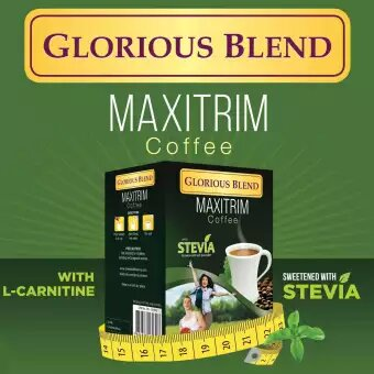 Glorious Blends Maxitrim Slimming Coffee