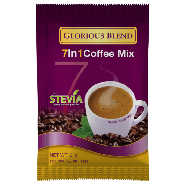7in1 Coffee Mix - GIDC Philippines