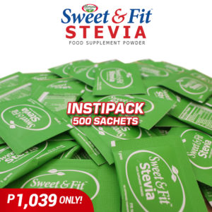 Sweet and Fit by 500 sachets - GIDC Philippines