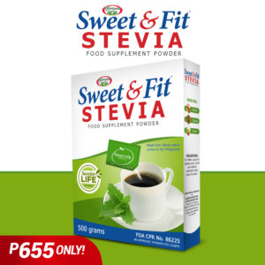 Sweet and Fit by 500g - GIDC Philippines