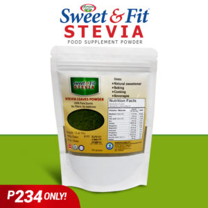 SNF stevia leaves powder - GIDC Philippines