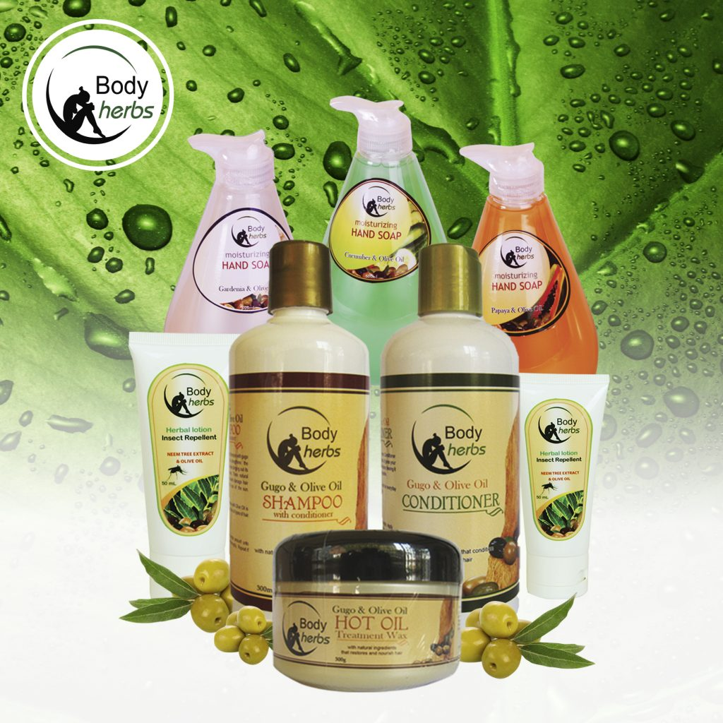 Body Herbs Products