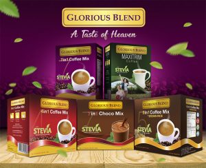 Glorious Blend Products